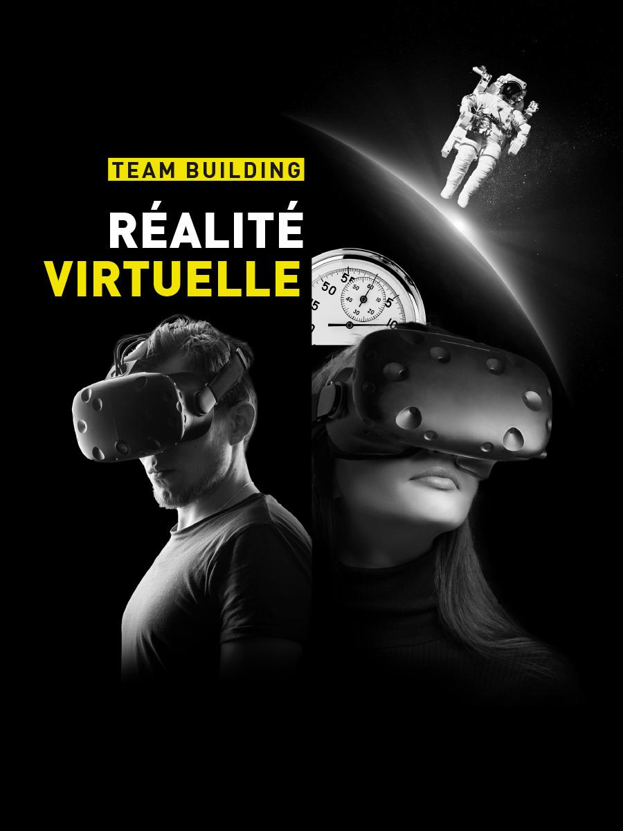 activité entreprise réalité virtuelle Lyon