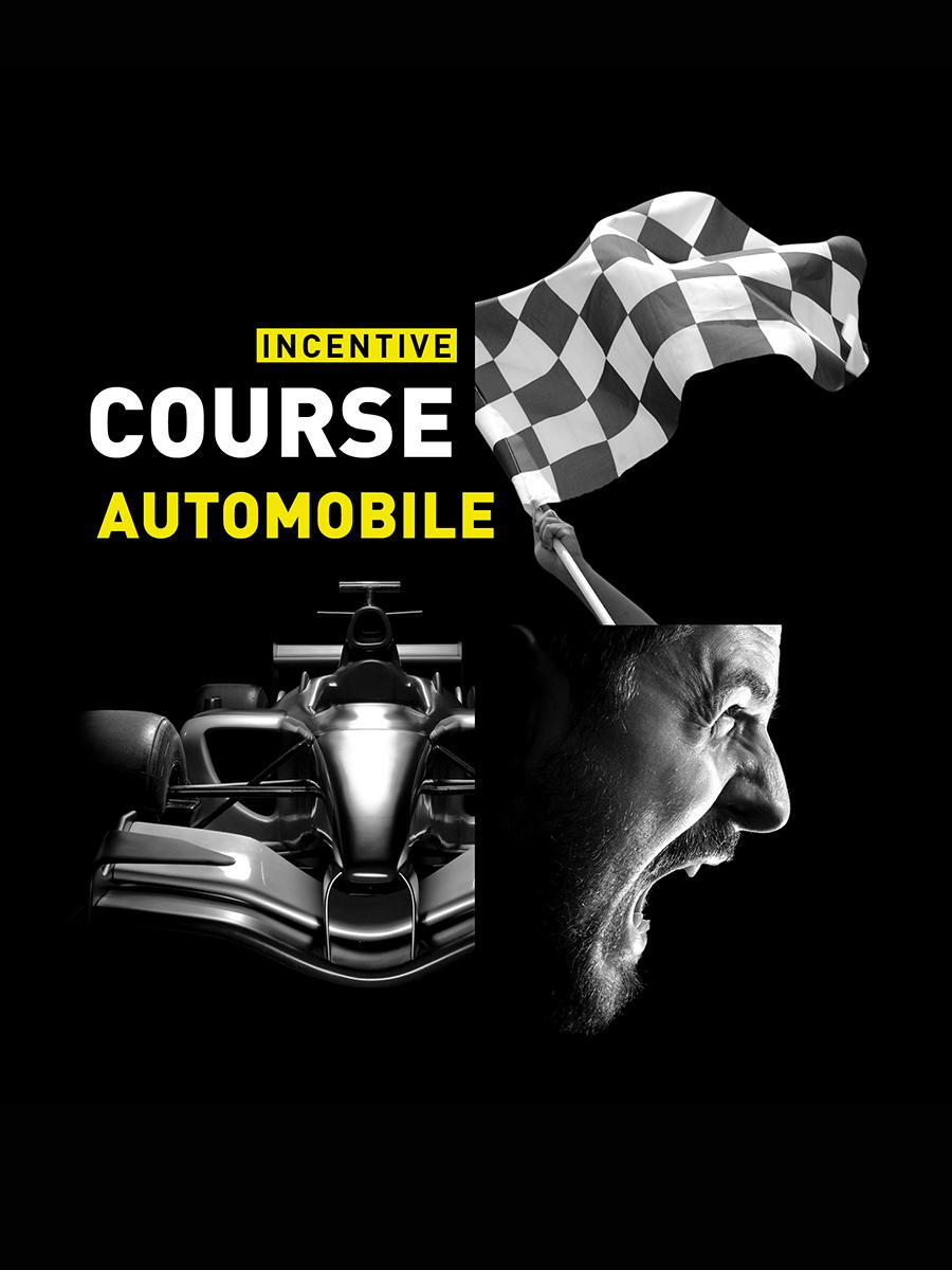 Team Building Circuit Automobile