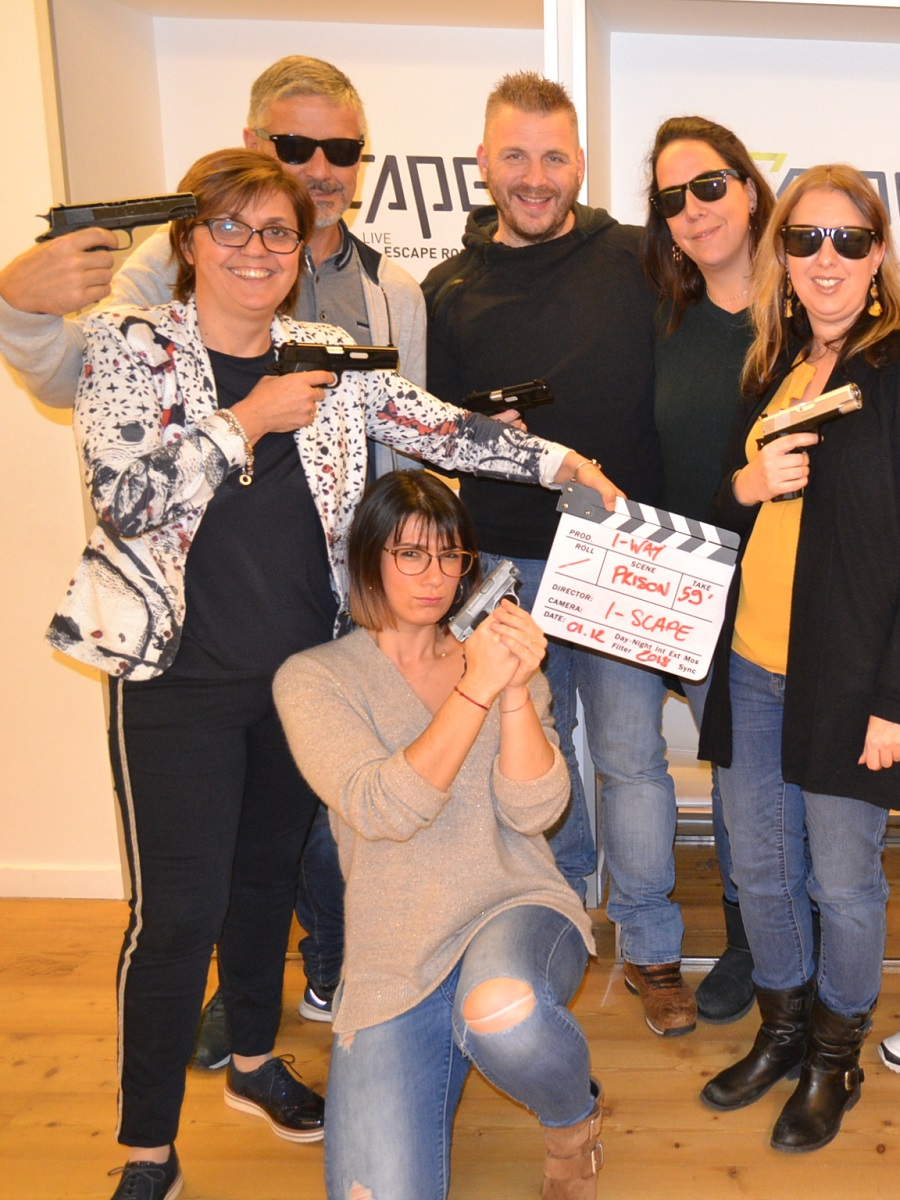 escape room entre amis à lyon