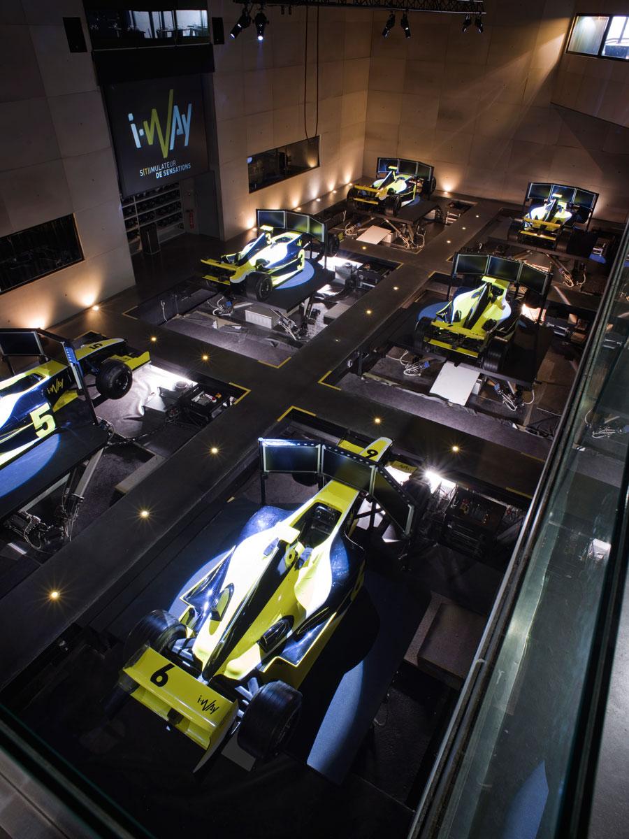 Tarifs Des Simulateurs Automobile I Way