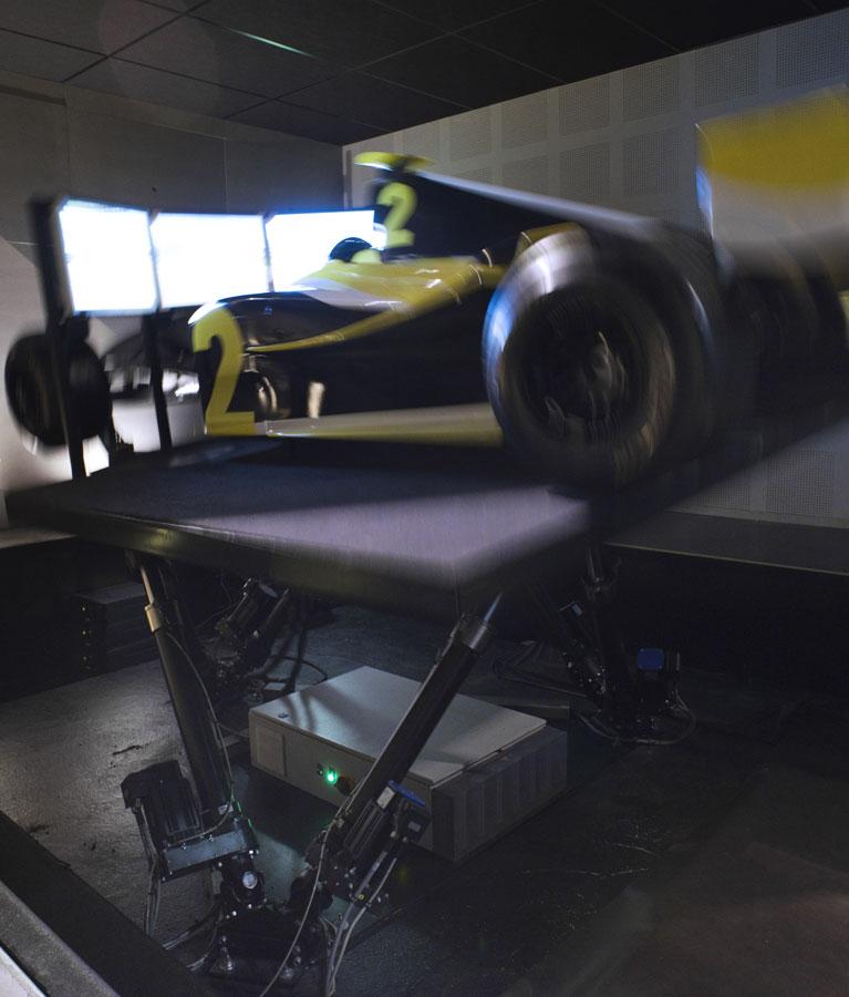 Simulateur Formule 1 - Dans la peau d'un pilote professionnel