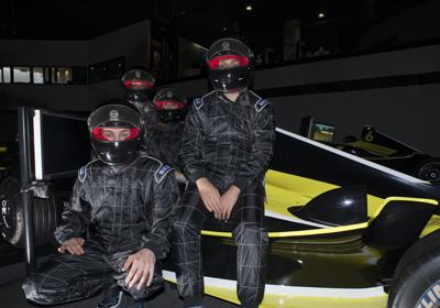 Team Building Pilotage Automobile