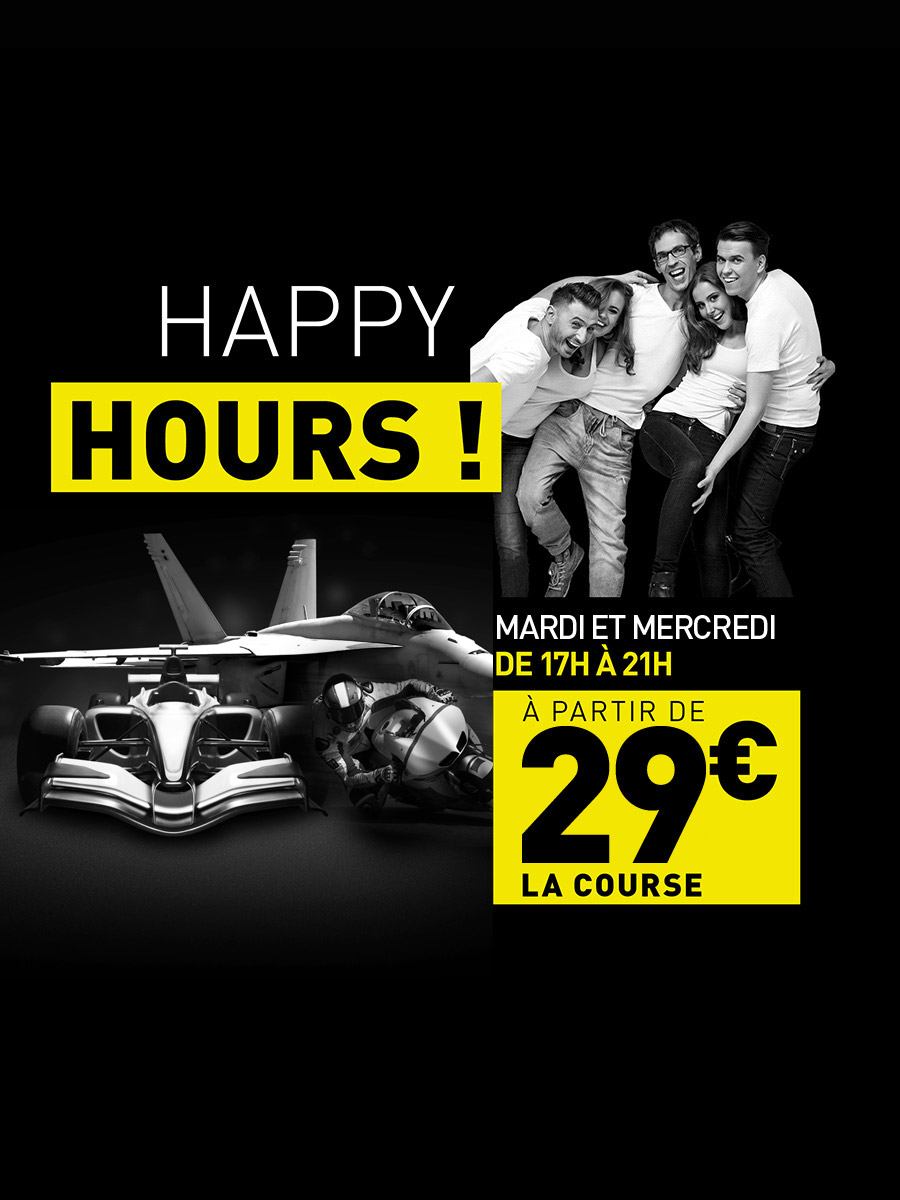 Happy Hours Lyon