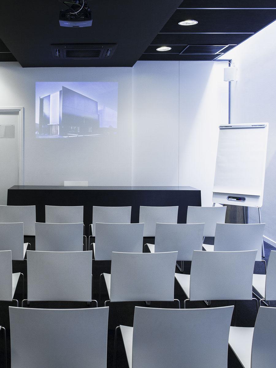 Salle de réunion à Lyon