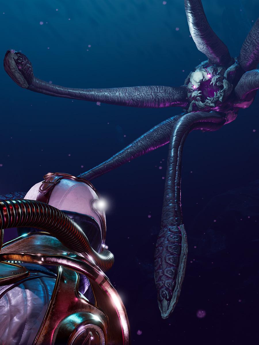 Jeu VR Le Nautilus I-REALITY