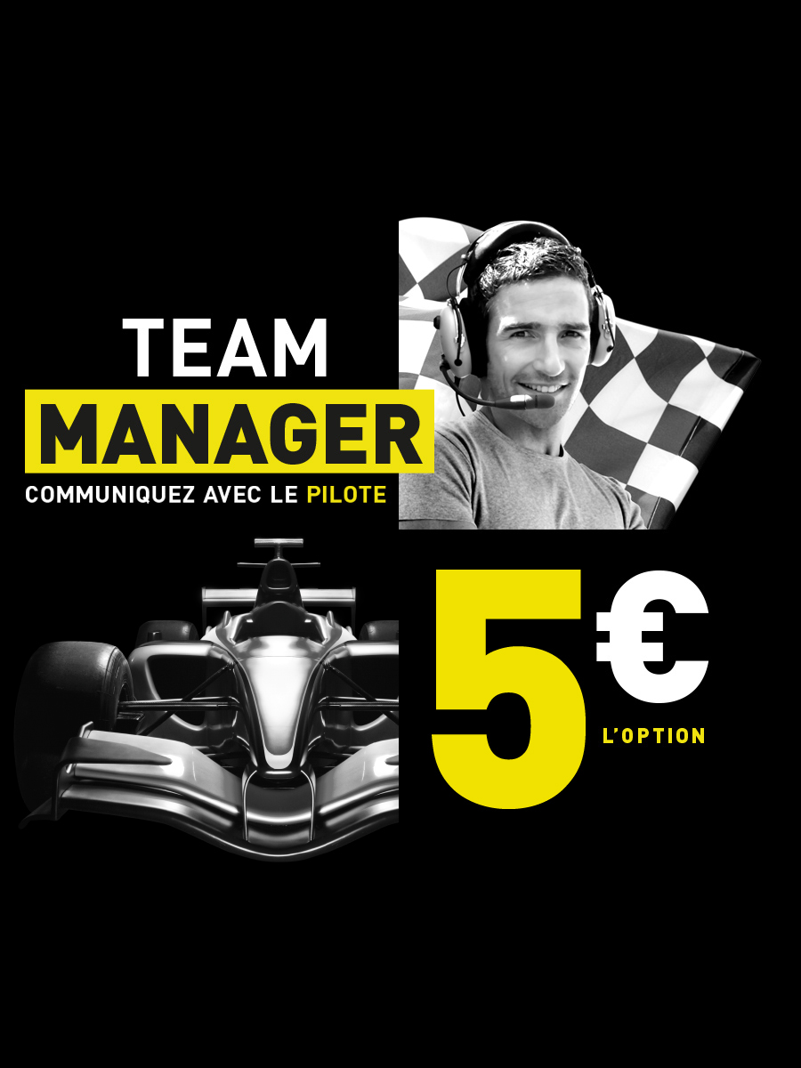 Team Manager I-WAY