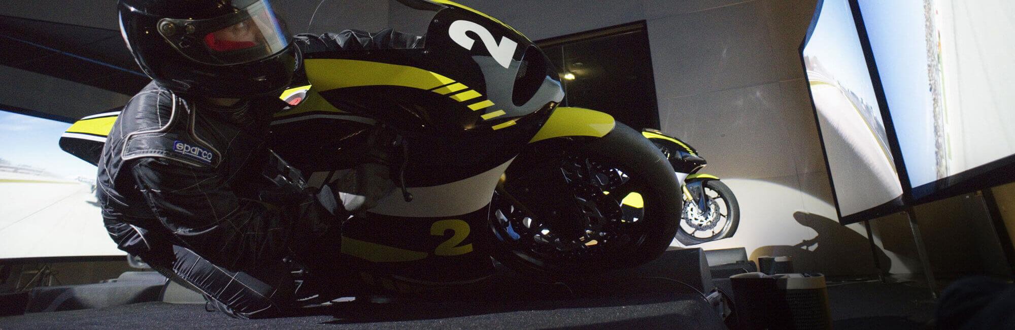Simulation Moto GP Lyon
