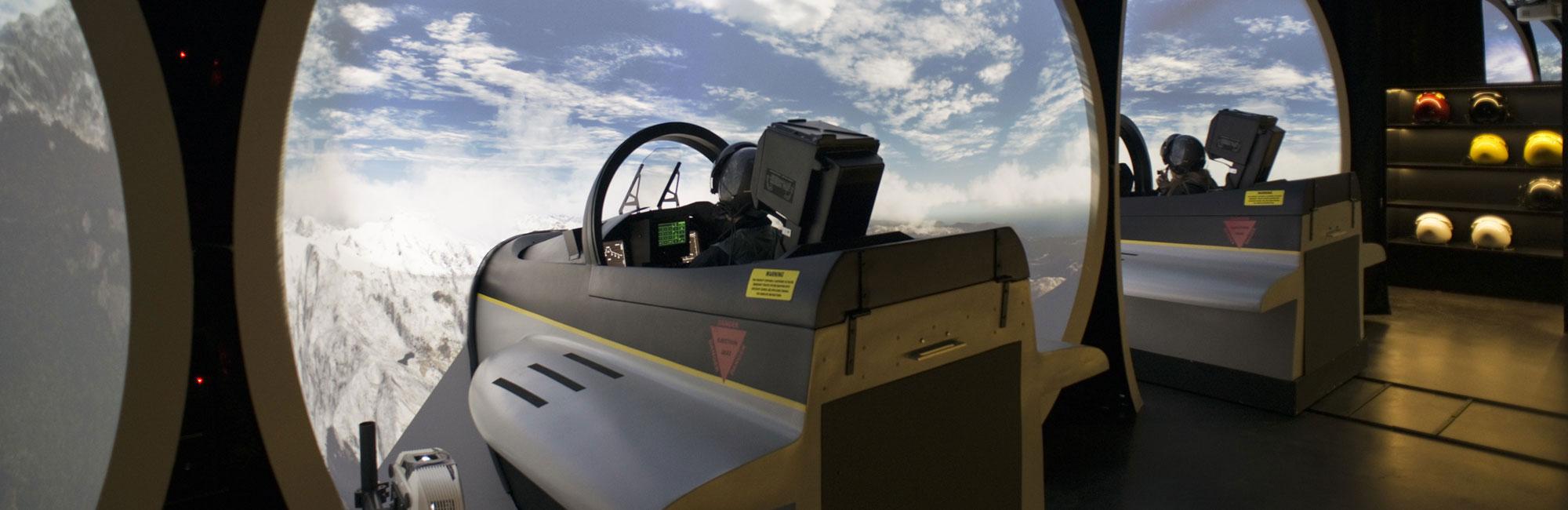 Simulation Avion de Chasse I-WAY